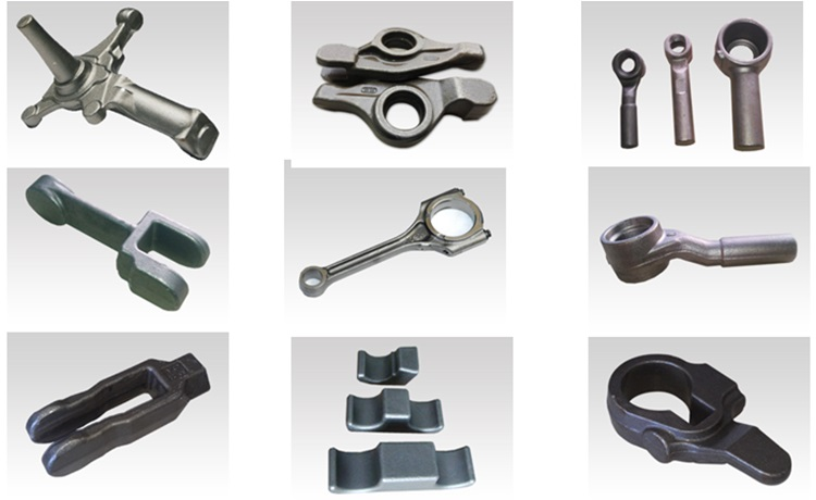 steel forged parts