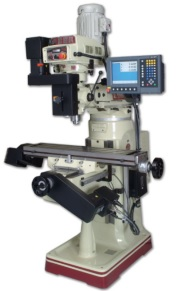 What is CNC Milling Machine