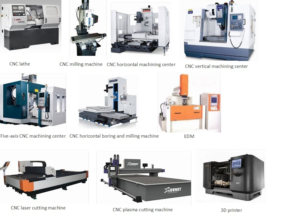 CNC Machine Type