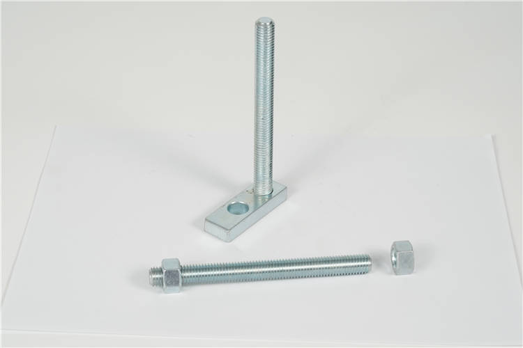 sanitory assembly--screw bolt